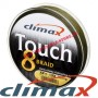 Climax Touch 8 Braid - gruen - meterware / Climax Touch 8 Braid - gruen - meterware - 10m - 0,20mm