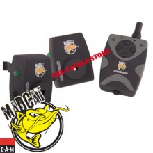 DAM MAD CAT Sensotronic Alarm Set - Set 2+1 Funk Wallerbissanze